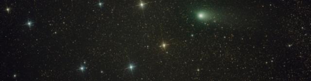Комета 2009 P1 Garradd летит к Земле!