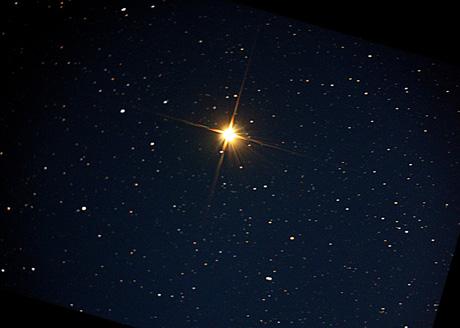 в созвездии Орион,