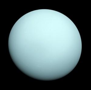 Уран. Фото NASA