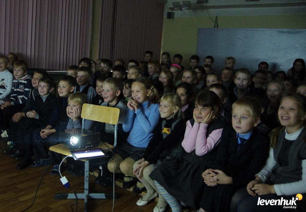Тур по школам / Санкт-Петербург