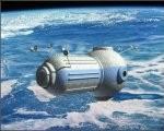 Российская космическая станция для космических туристов