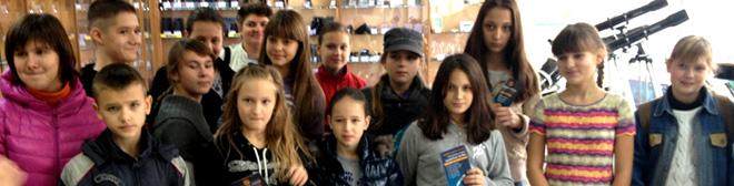 Проект «Дети» в Киеве