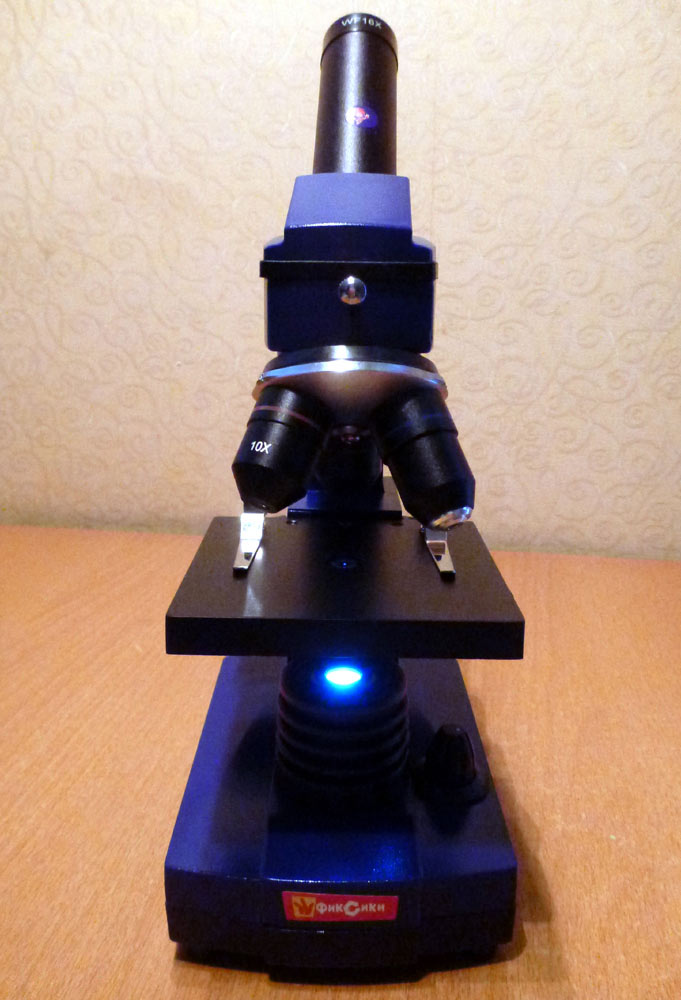 Купить набор для опытов с микроскопом 50 в интернет-магазине