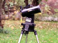 Телескоп Bresser National Geographic 90/1250 GOTO в сборе