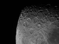 Луна в телескоп Bresser National Geographic 90/1250 GOTO