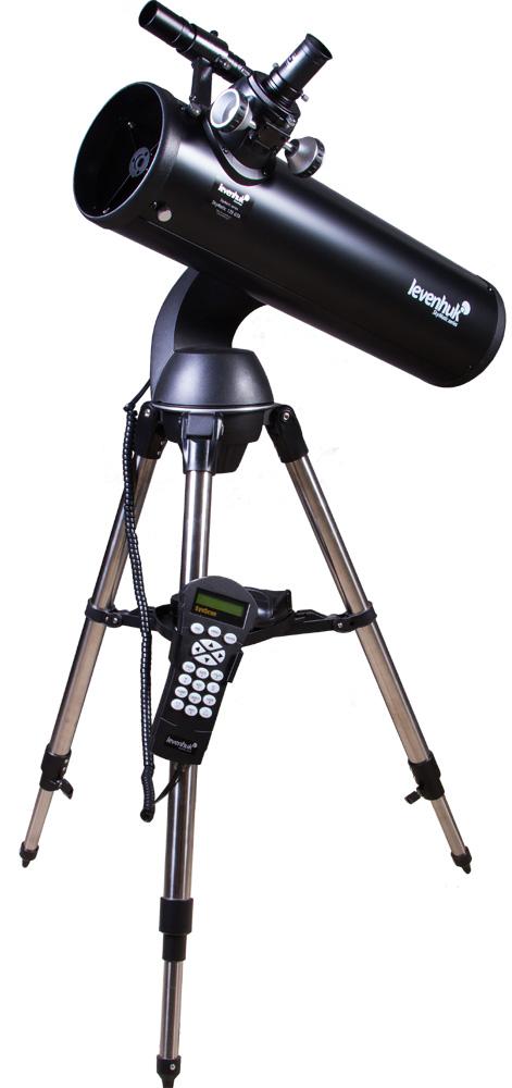 Картинка для Телескоп с автонаведением Levenhuk (Левенгук) SkyMatic 135 GTA