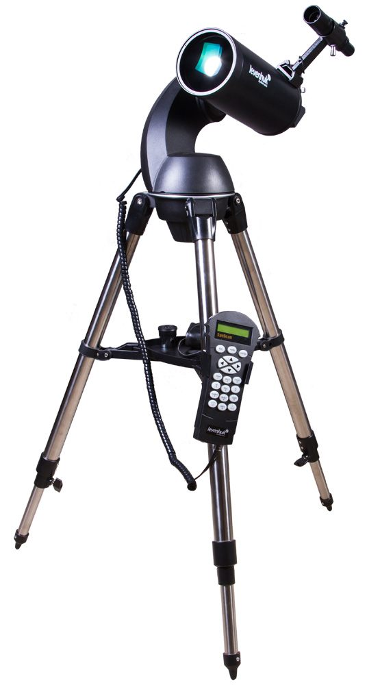 Картинка для Телескоп с автонаведением Levenhuk (Левенгук) SkyMatic 105 GT MAK