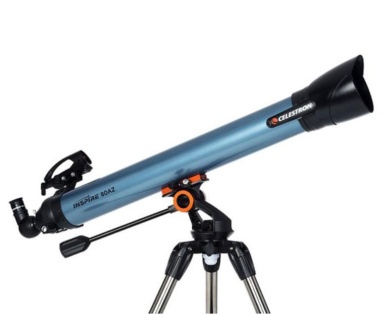 Картинка для Телескоп Celestron Inspire 80 AZ
