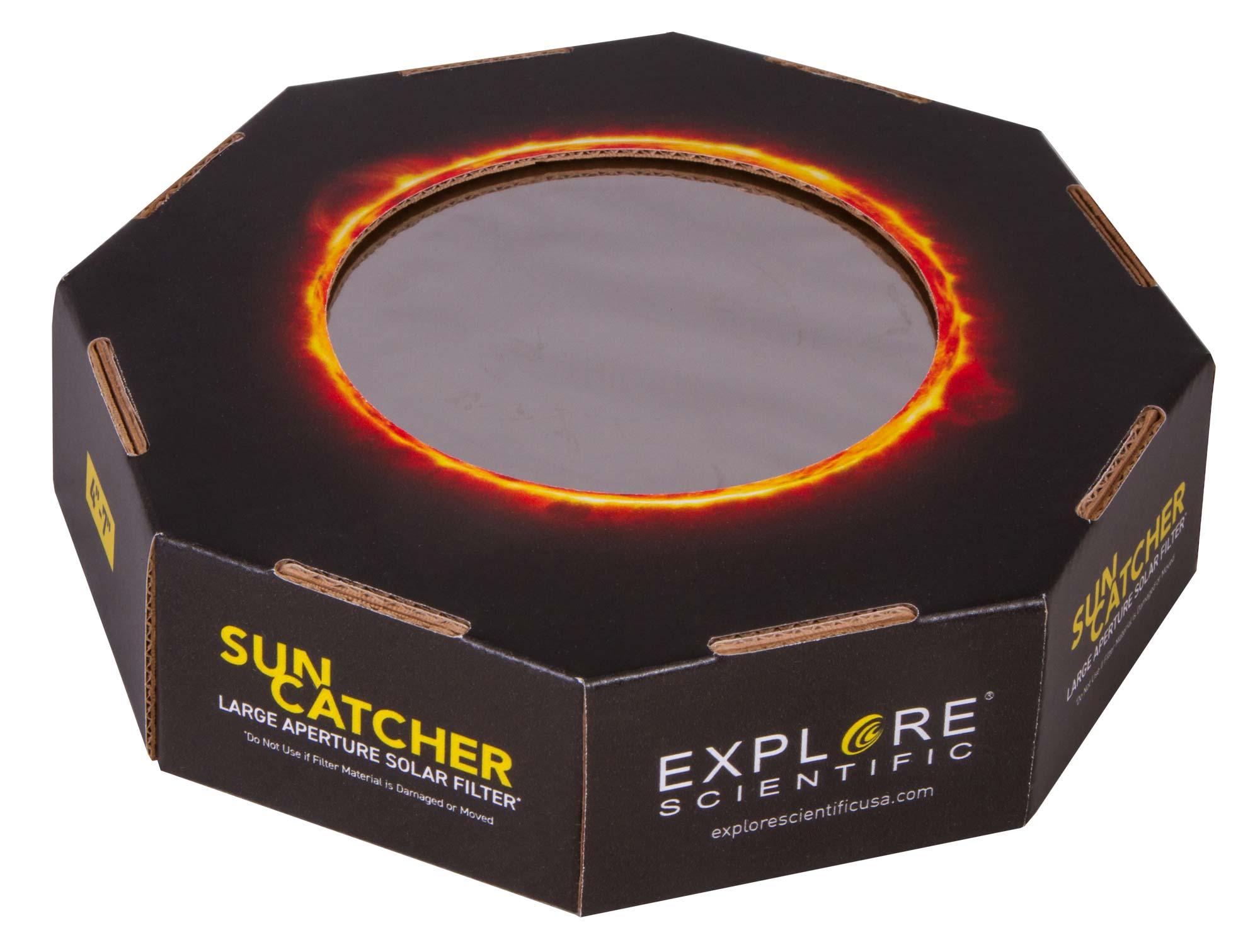 Картинка для Солнечный фильтр Explore Scientific для телескопов 60–80 мм