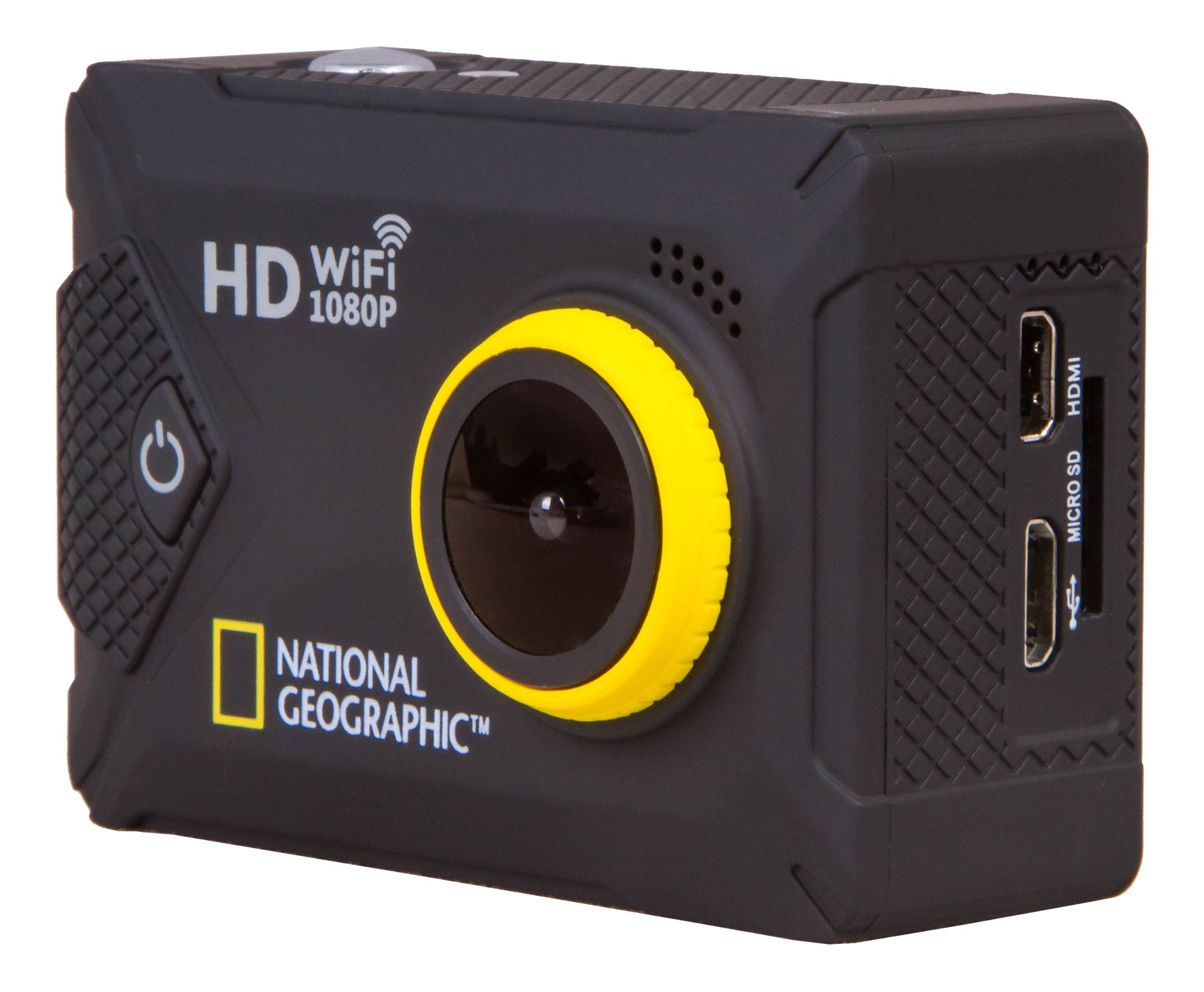Экшн-камера Bresser National Geographic Full HD Wi-Fi Explorer 2