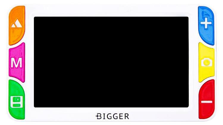 Картинка для Лупа электронная Bigger B3-50TV