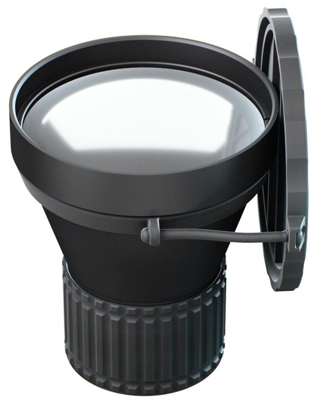 Картинка для Объектив тепловизионный FORTUNA 100 мм (f/1,0)