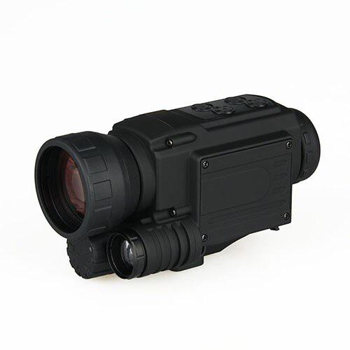 Картинка для Монокуляр ночного видения цифровой Veber Black Bird 4,5x40
