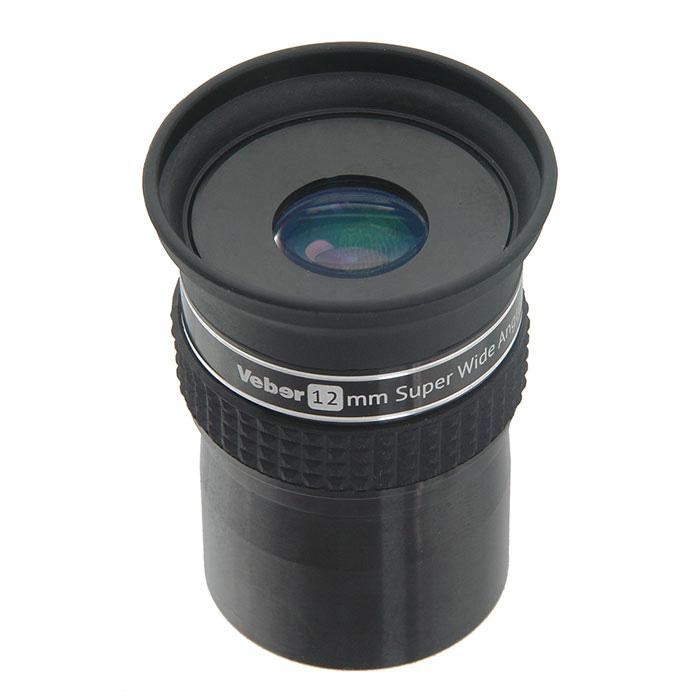 "Картинка для Окуляр для телескопа Veber SWA ERFLE 12 мм, 1,25"""