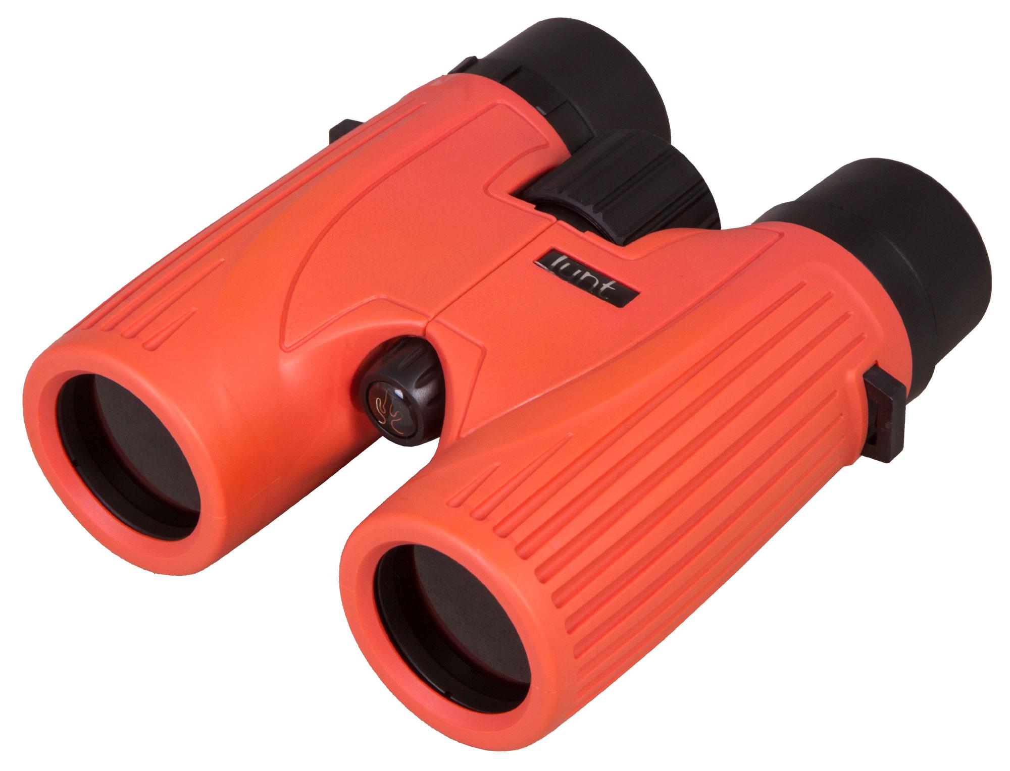 Картинка для Бинокль солнечный LUNT SUNoculars 8x32, красный