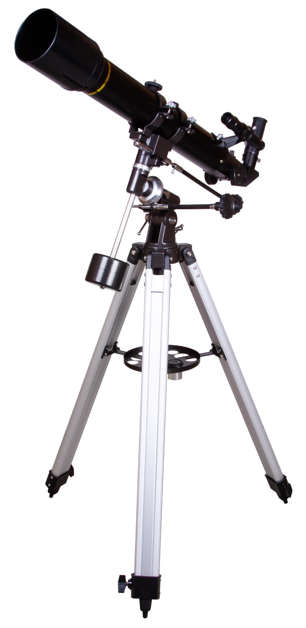 Картинка для Телескоп Levenhuk (Левенгук) Skyline PLUS 70T