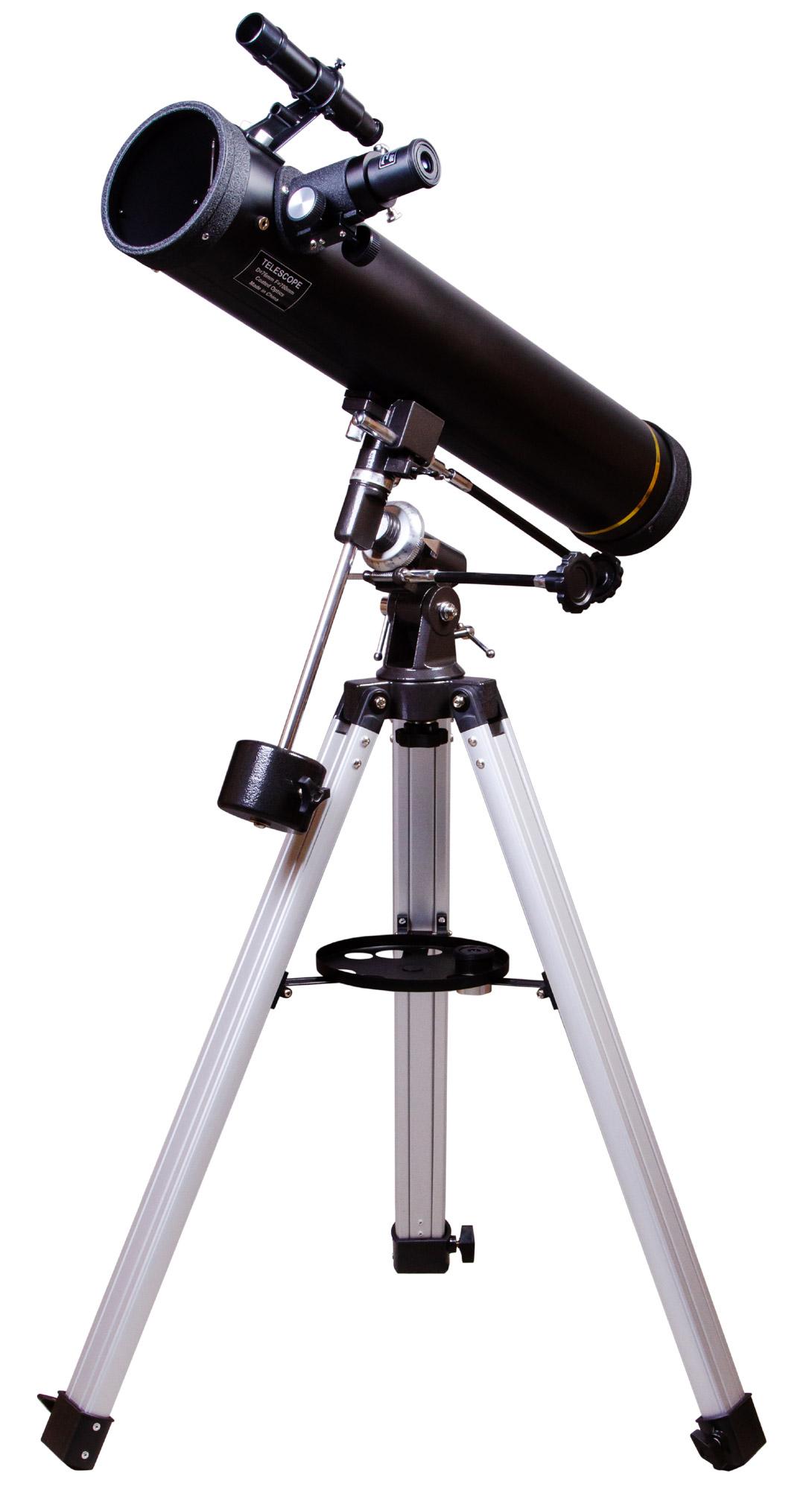 Картинка для Телескоп Levenhuk (Левенгук) Skyline PLUS 80S