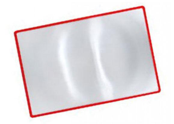 Картинка для Линза Френеля Kromatech 3х, 95х135 мм, гибкая