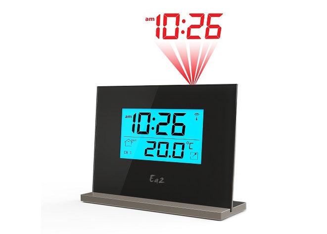 Картинка для Часы проекционные Еа2 Eternity EN206, с термометром