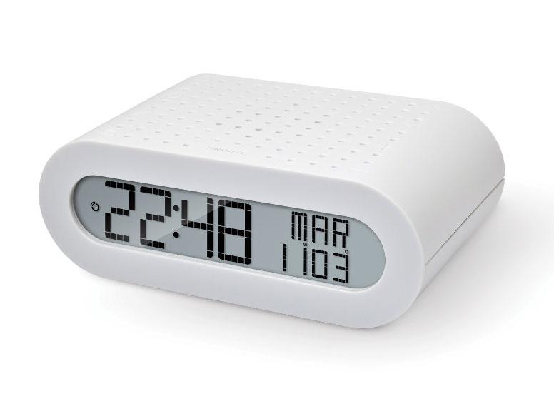 Часы с радиоприемником Oregon Scientific RRM116, белые 74242