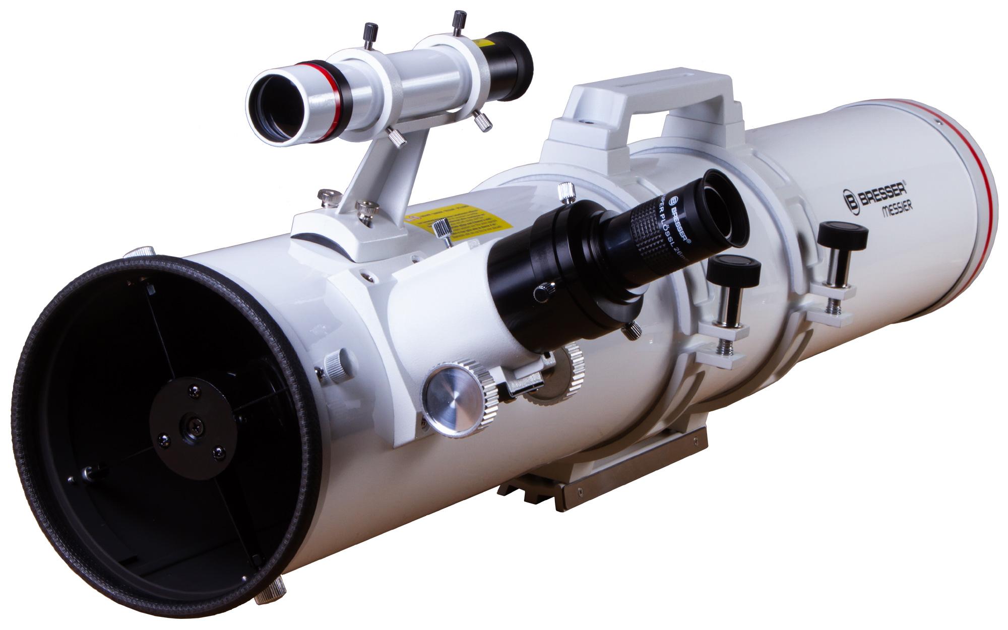 Картинка для Труба оптическая Bresser (Брессер) Messier NT-130/1000
