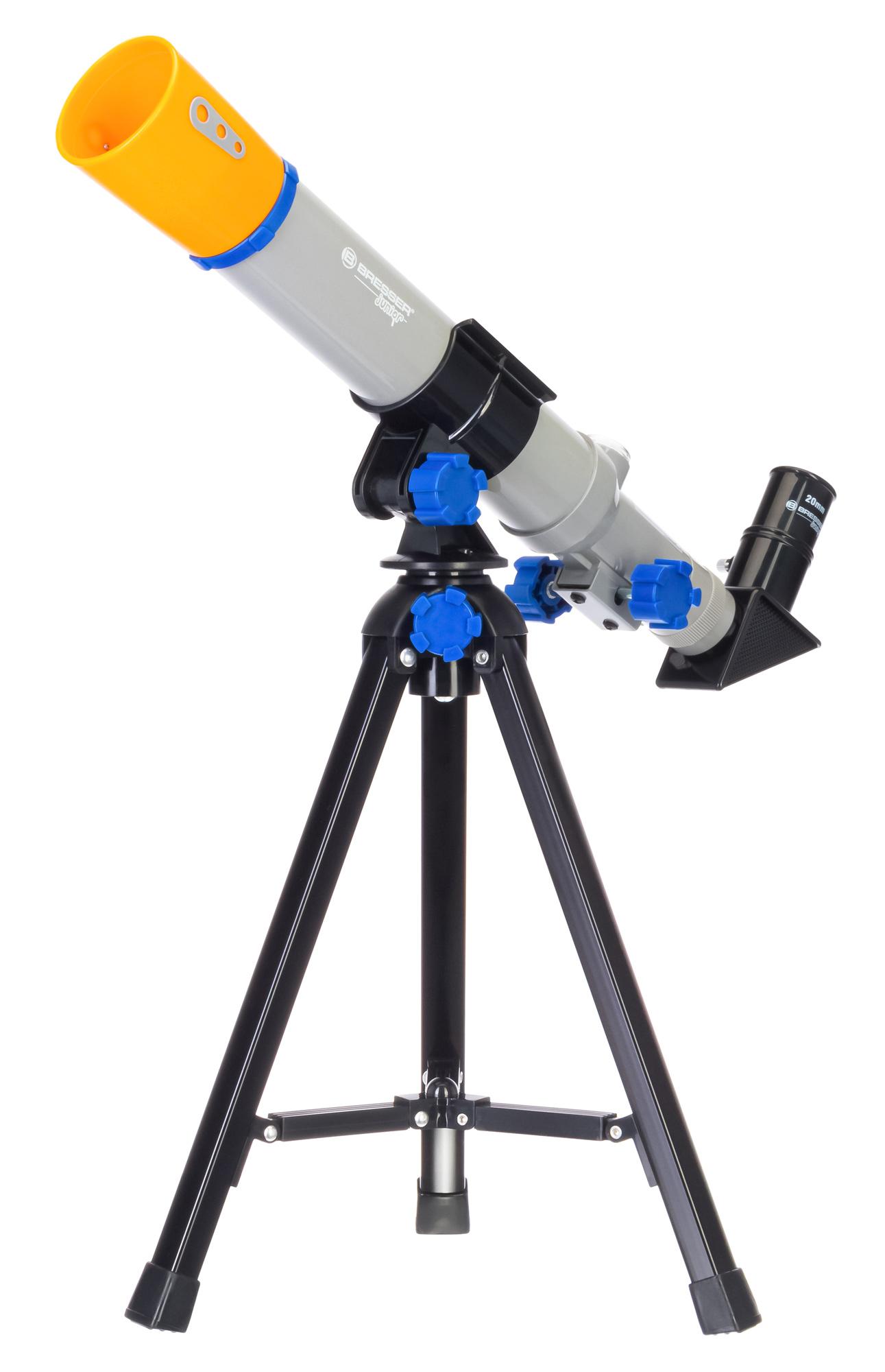 Картинка для Телескоп Bresser (Брессер) Junior 40/400 AZ