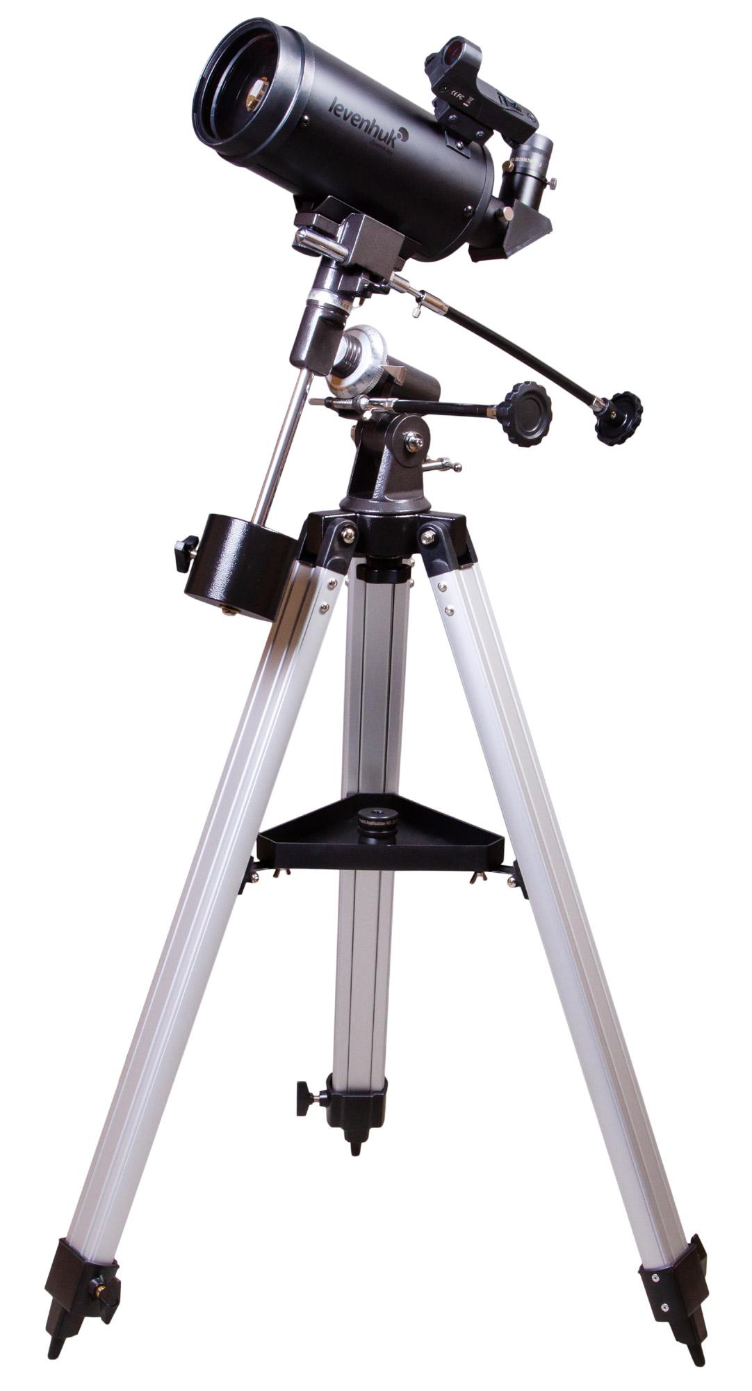 Картинка для Телескоп Levenhuk (Левенгук) Skyline PLUS 90 MAK