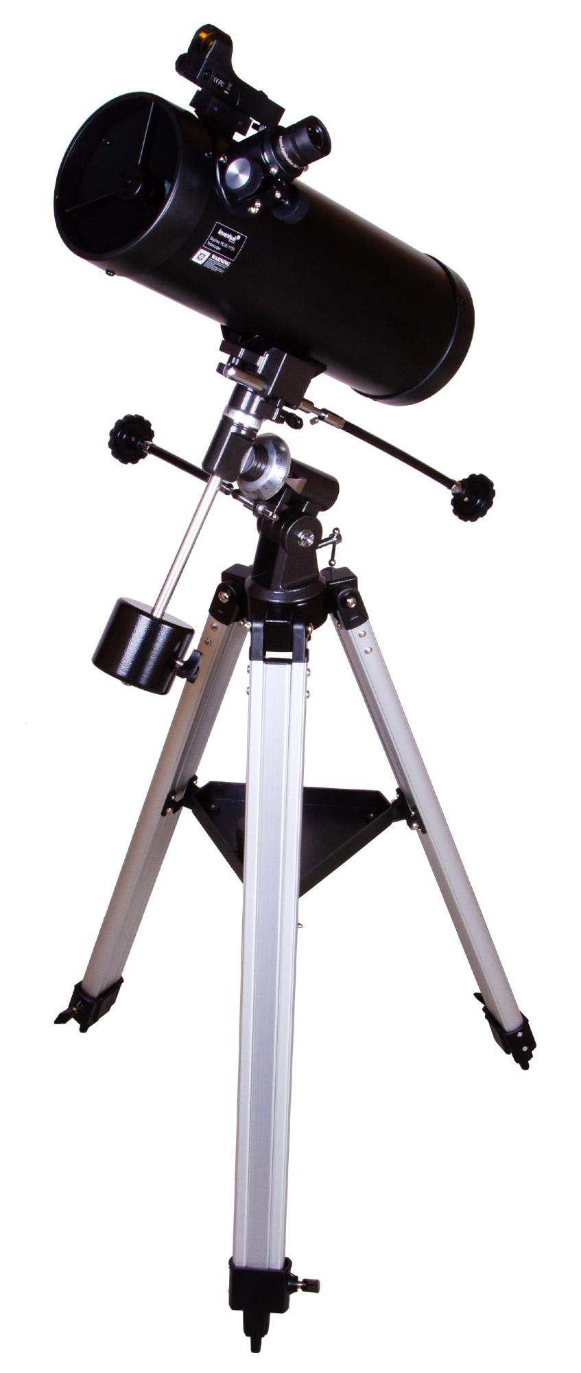Картинка для Телескоп Levenhuk (Левенгук) Skyline PLUS 115S
