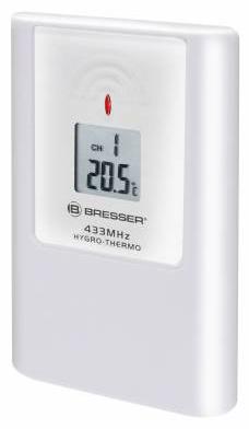 Датчик внешний Bresser (Брессер) для метеостанций Temeo MC/TB и TemeoTrend, трехканальный