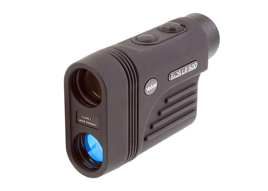Картинка для Дальномер лазерный Veber 6x26 LR 1500