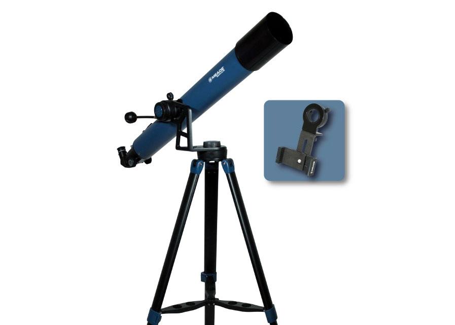 Картинка для Телескоп Meade StarPro AZ 80 мм