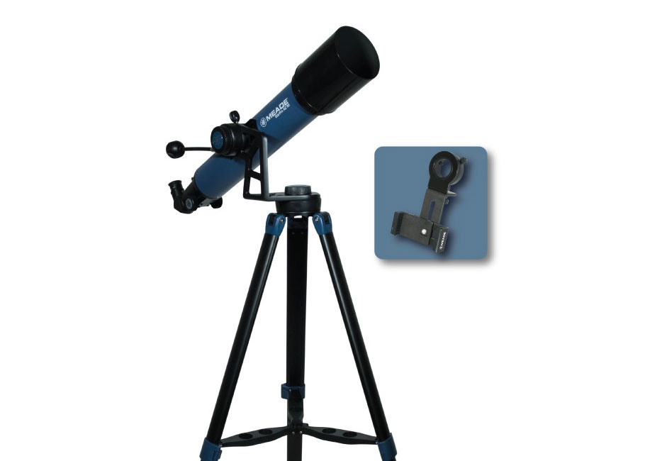 Картинка для Телескоп Meade StarPro AZ 90 мм