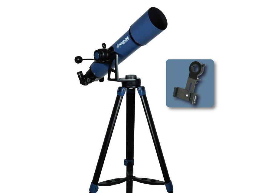 Телескоп Meade StarPro AZ 102 мм