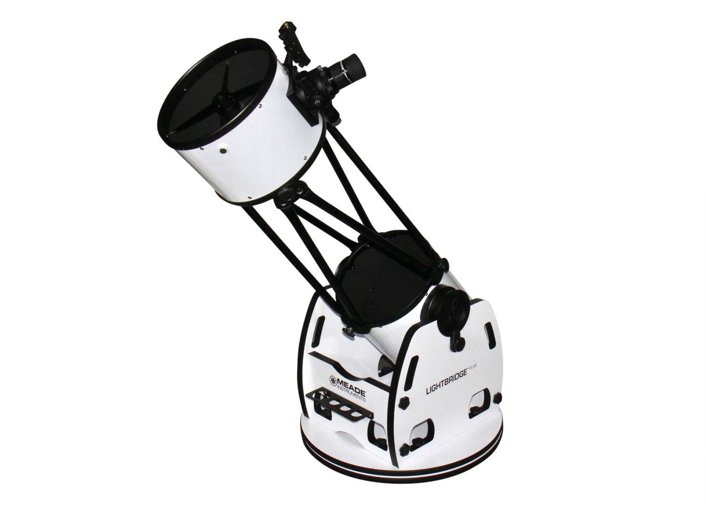 """Картинка для Телескоп Meade LightBridge Plus 10"""""""
