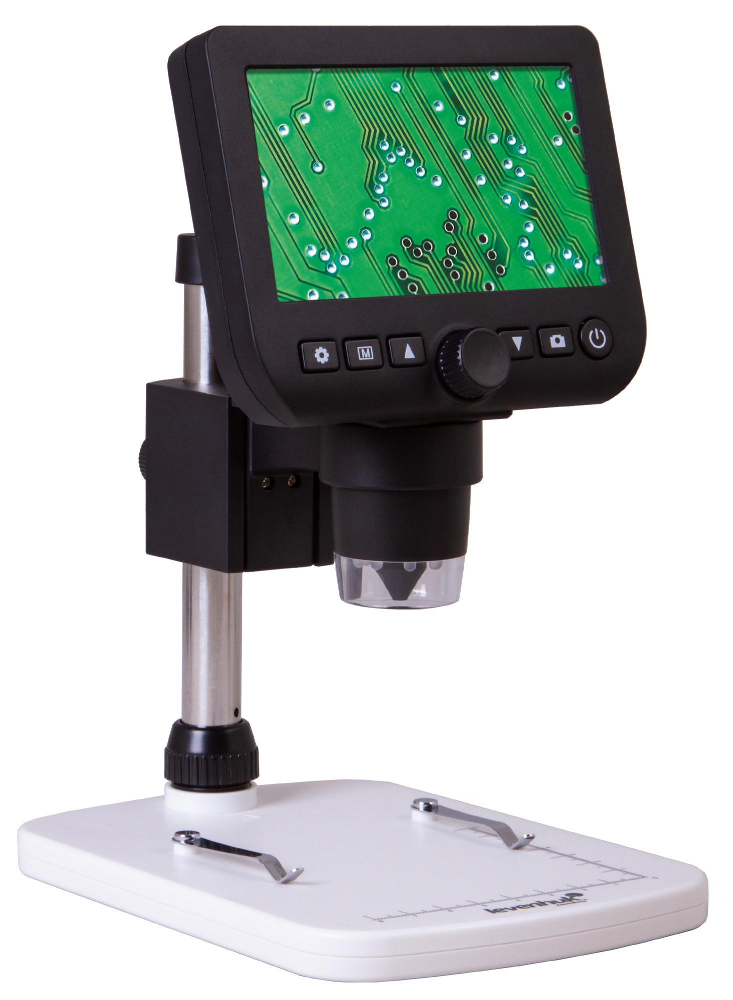 Картинка для Микроскоп цифровой Levenhuk (Левенгук) DTX 350 LCD