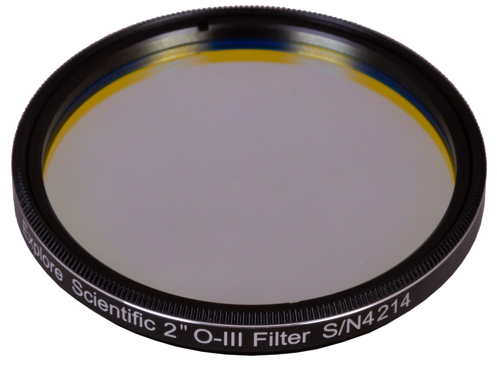 """Картинка для Светофильтр Explore Scientific O-III, 2"""""""