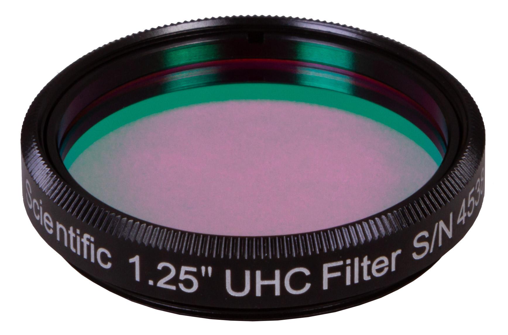 """Картинка для Светофильтр Explore Scientific UHC, 1,25"""""""
