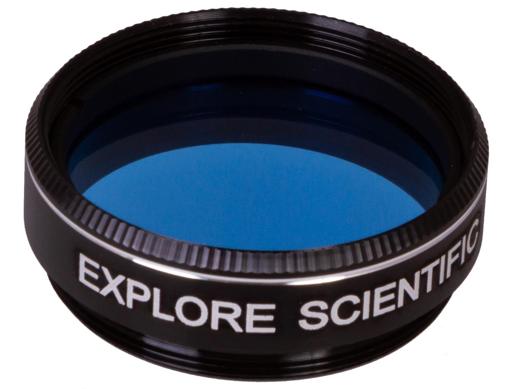 Светофильтр Explore Scientific светло синий №82A, 1,25