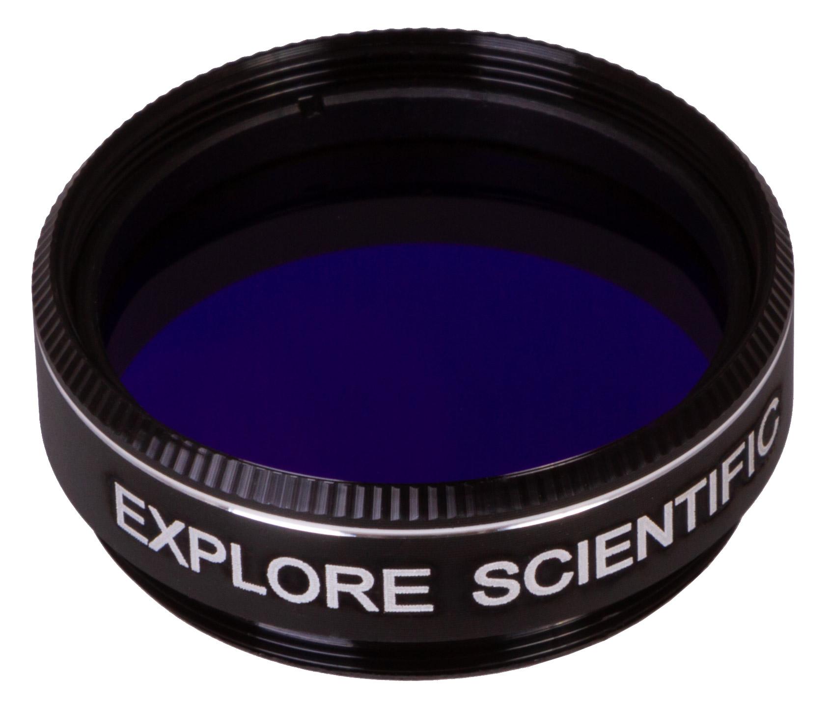 """Картинка для Светофильтр Explore Scientific фиолетовый №47, 1,25"""""""