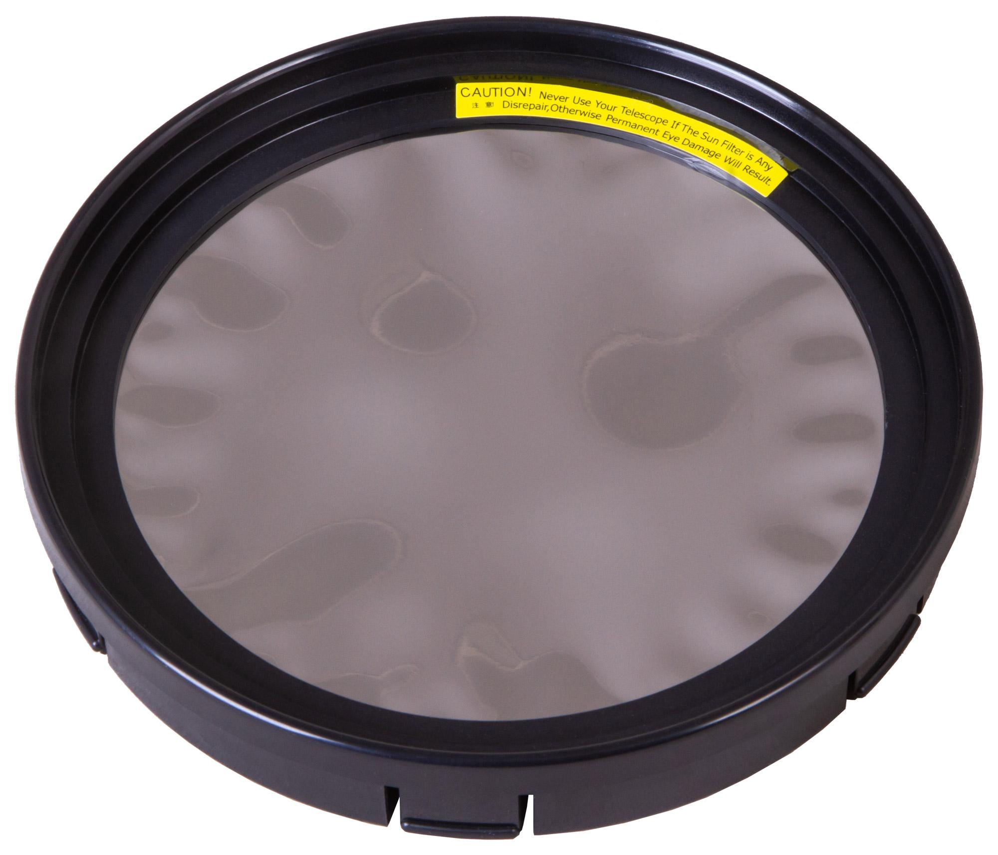 Картинка для Солнечный фильтр Sky-Watcher для рефлекторов 150 мм