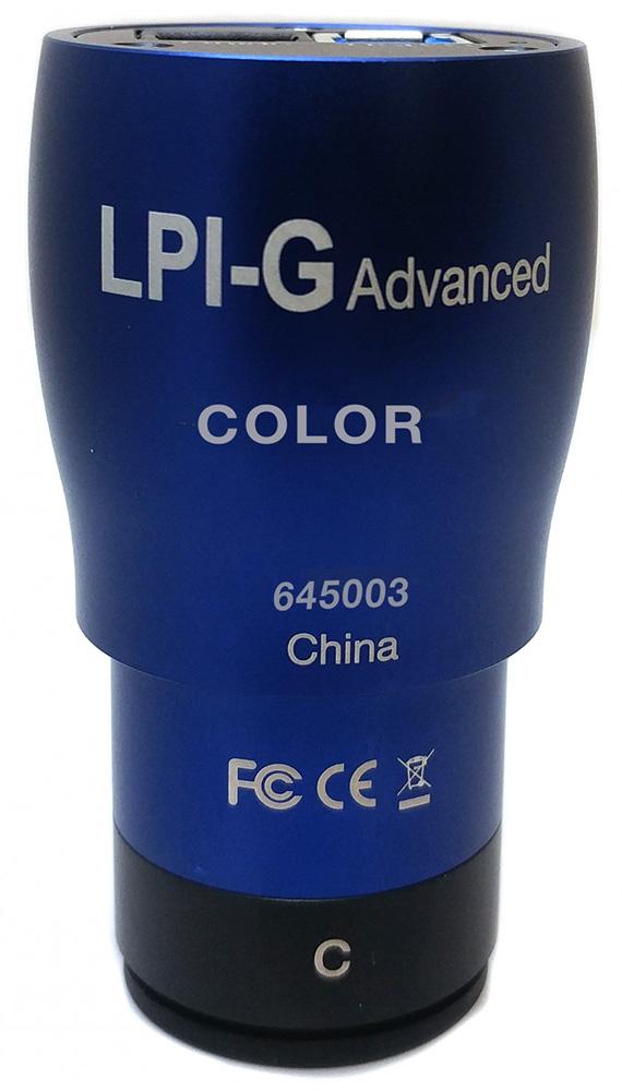 Картинка для Камера-гид цифровая астрономическая Meade LPI-G Advanced, цветная
