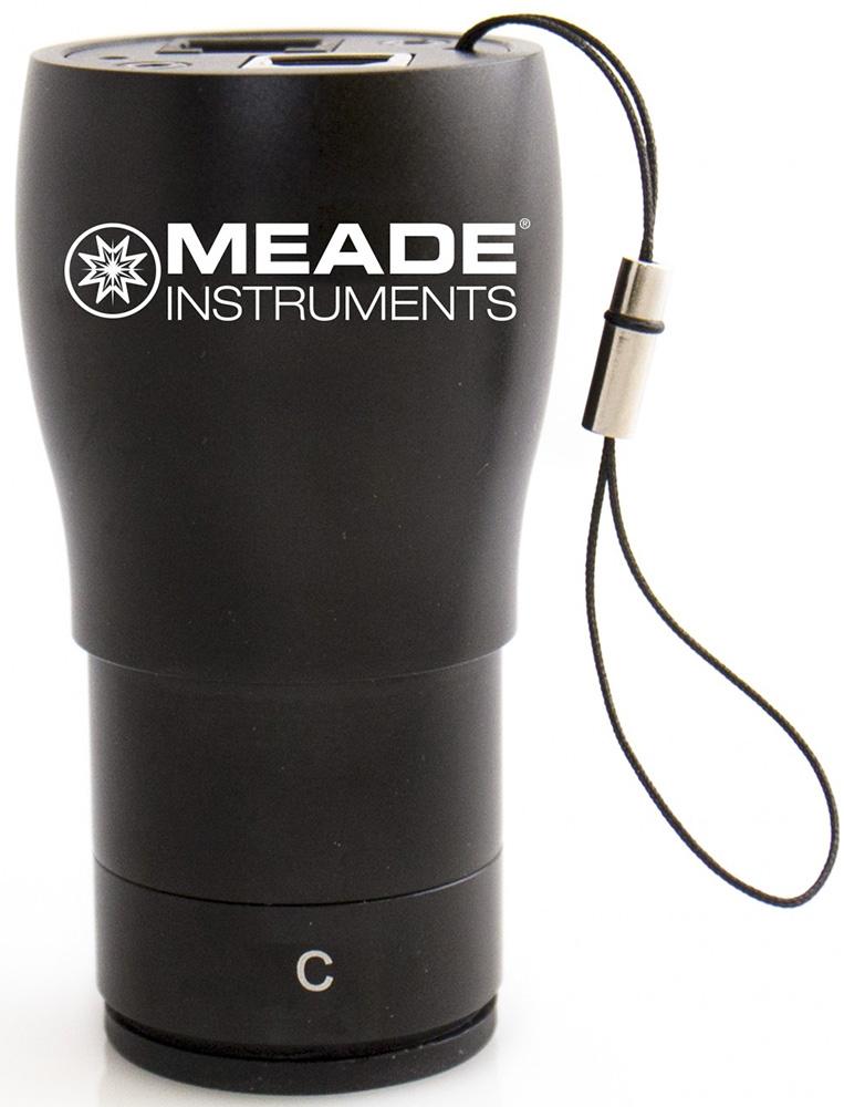 Картинка для Камера-гид цифровая астрономическая Meade LPI-GM, монохромная