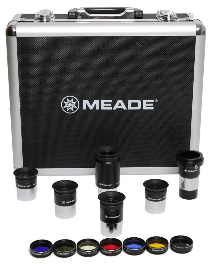 Набор из 13 аксессуаров Meade в кейсе