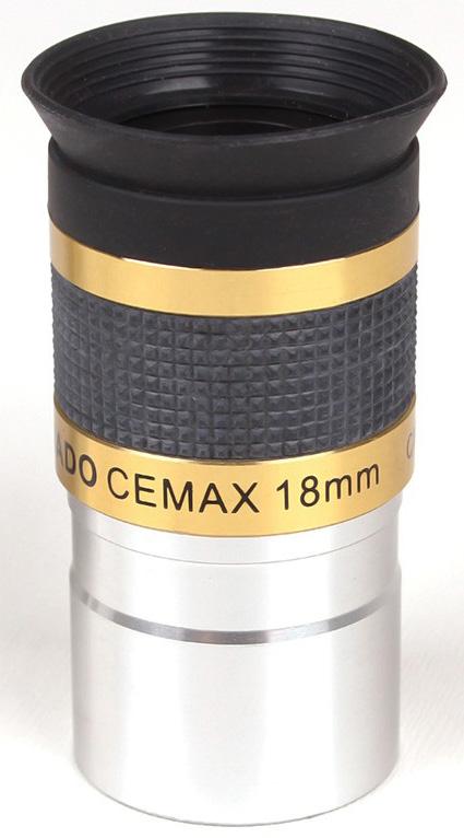 "Картинка для Окуляр CORONADO Cemax 18 мм, 1,25"""