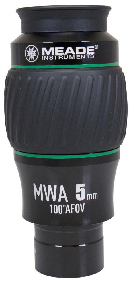 """Картинка для Окуляр Meade MWA 5 мм 100°, 1,25"""", WP"""