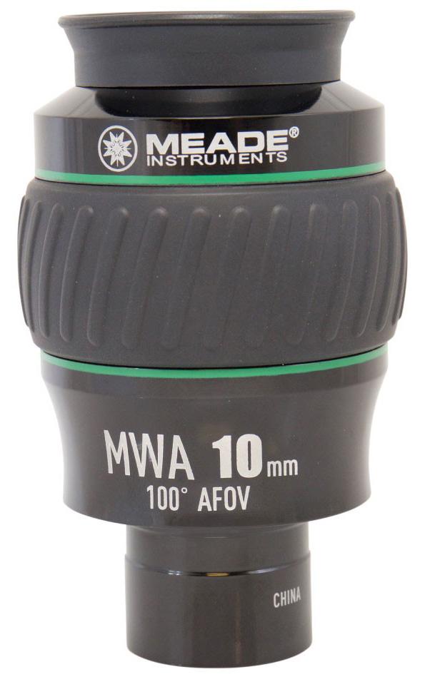 """Картинка для Окуляр Meade MWA 10 мм 100°, 1,25"""", WP"""
