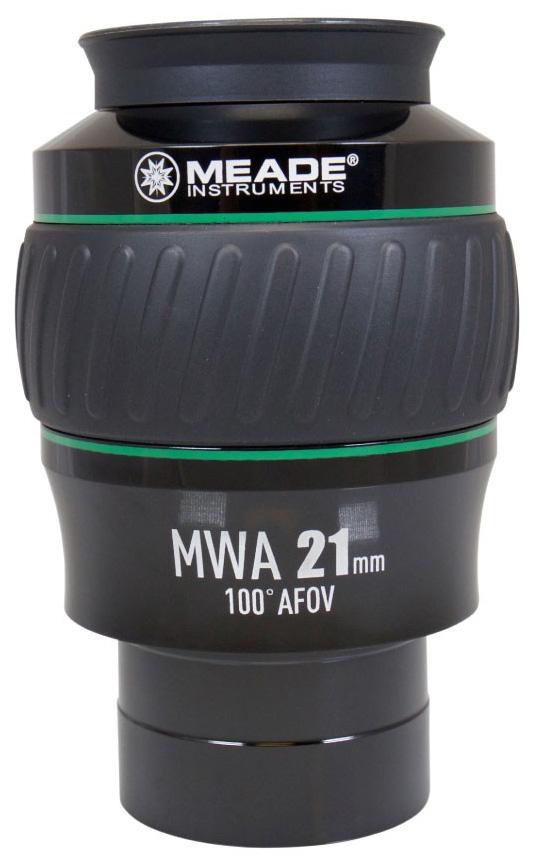 """Картинка для Окуляр Meade MWA 21 мм 100°, 2"""", WP"""
