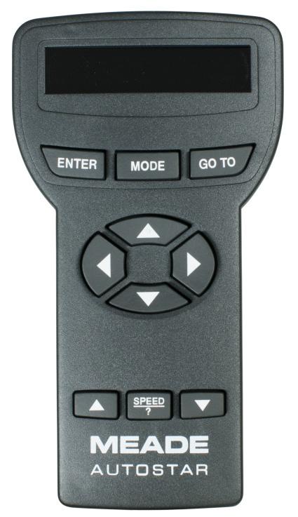 Картинка для Пульт управления Meade Autostar 494