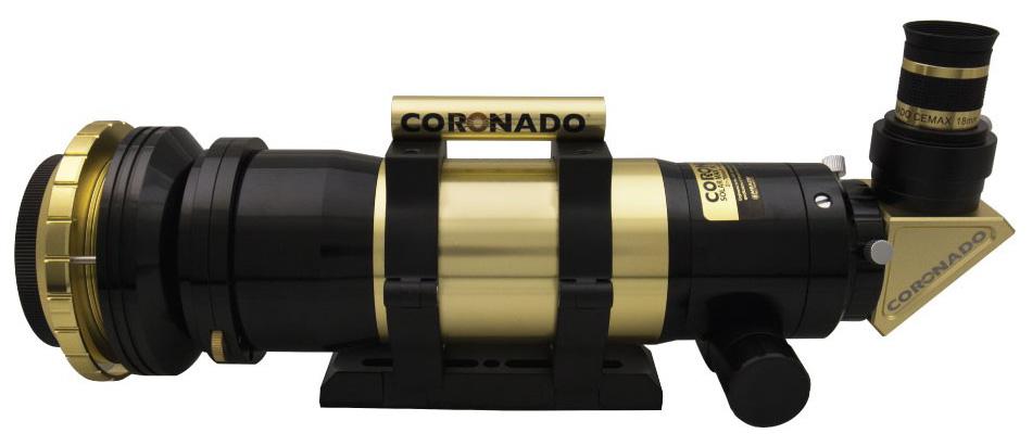 Картинка для Солнечный телескоп CORONADO SolarMax III 70, с блок. фильтром 15 мм (OTA)