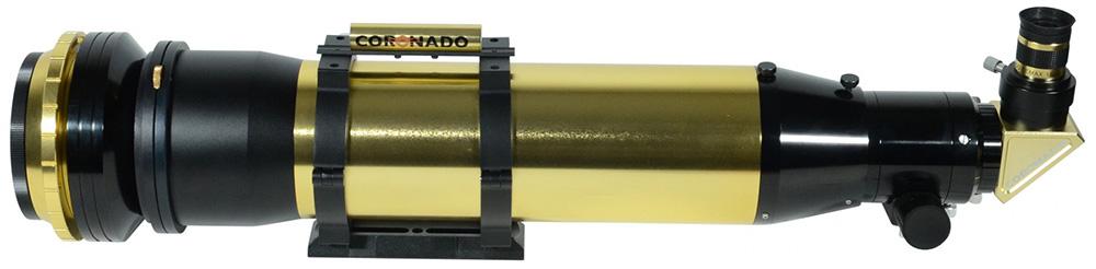 Картинка для Солнечный телескоп CORONADO SolarMax III 90, с блок. фильтром 15 мм (OTA)
